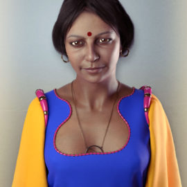 Tutorial: Indian Woman